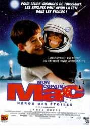 Affiche du film Mon copain Mac, héros des étoiles
