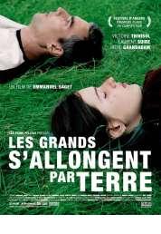Affiche du film Les Grands s'allongent par terre