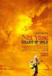 Affiche du film Neil Young  Heart of Gold