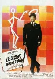 Affiche du film Le Saint Prend l'affut
