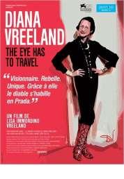 Affiche du film Diana Vreeland: The Eye Has To Travel