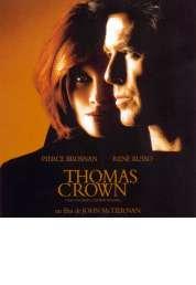 Affiche du film Thomas Crown