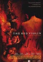 Affiche du film Le violon rouge