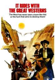 Affiche du film La Chevauchee Terrible