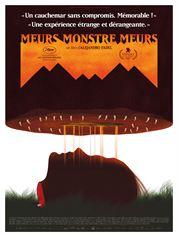 L'affiche du film Meurs, monstre, meurs