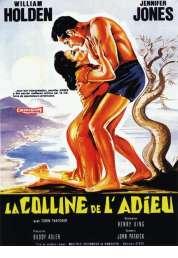 Affiche du film La colline de l'adieu