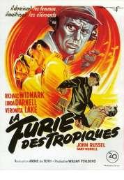 Affiche du film La Furie des Tropiques
