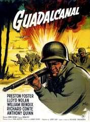 Affiche du film A Guadalcanal