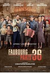 Affiche du film Faubourg 36