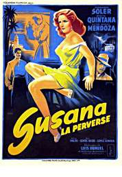 Affiche du film Susana la perverse