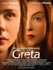 L'affiche du film Greta