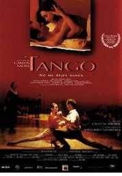 L'affiche du film Tango