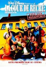 Affiche du film La cour de récré vive les vacances