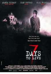 Affiche du film Sept jours à vivre