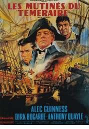 Affiche du film Les Mutines du Temeraire