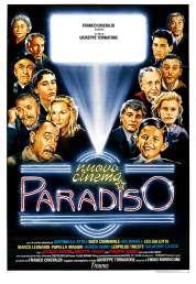 L'affiche du film Cinéma Paradiso