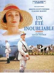 Affiche du film Un été inoubliable