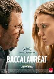 L'affiche du film Baccalauréat