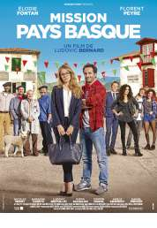 L'affiche du film Mission Pays Basque