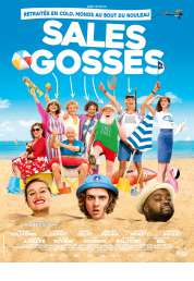 L'affiche du film Sales Gosses