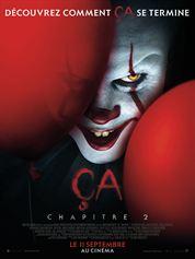 L'affiche du film Ça : Chapitre 2