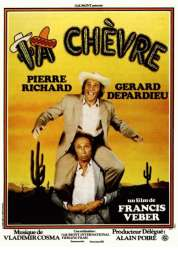 Affiche du film La chèvre
