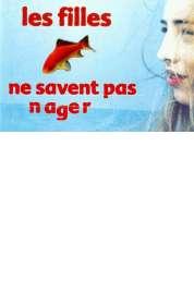Affiche du film Les filles ne savent pas nager