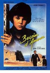 Affiche du film Besoin d'amour
