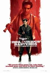L'affiche du film Inglourious Basterds