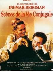 Affiche du film Scènes de la vie conjugale