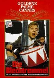 L'affiche du film Le tambour