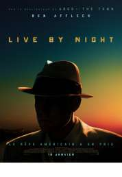 L'affiche du film Live By Night
