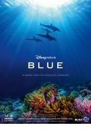 L'affiche du film Blue