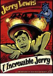 Affiche du film L'increvable Jerry