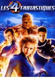 Affiche du film Les Quatre Fantastiques