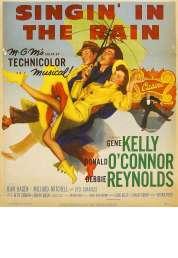 Affiche du film Chantons sous la pluie