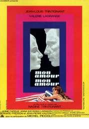 Affiche du film Mon Amour Mon Amour