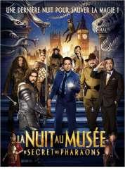 Affiche du film La Nuit au musée : Le Secret des Pharaons