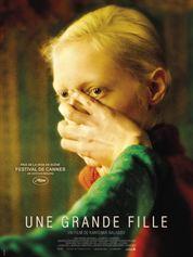 L'affiche du film Une Grande fille