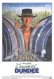 Affiche du film Crocodile Dundee