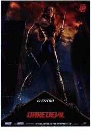 Affiche du film Daredevil