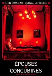 Affiche du film Epouses et concubines