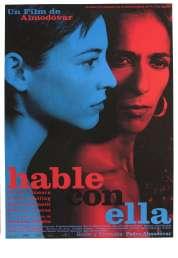 L'affiche du film Parle avec elle