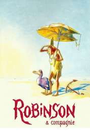 Affiche du film Robinson et Cie