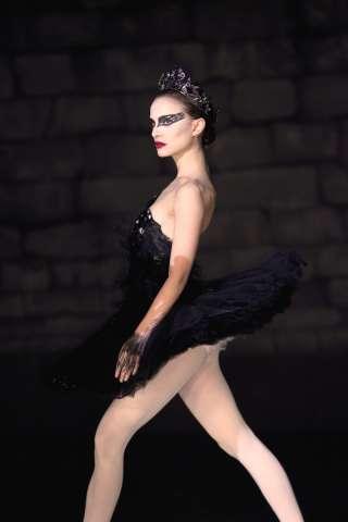 Nathalie Portman dans Black Swan