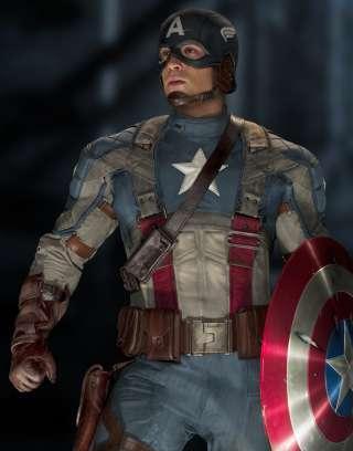 Matt Salinger dans Captain America, First Avenger