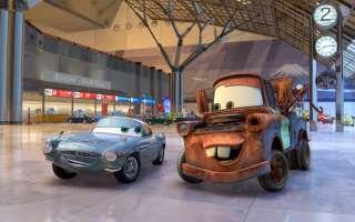Cars 2 : Gilles Lellouche  est Martin