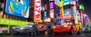 Cars 2 : Lambert Wilson  est Finn McMissile