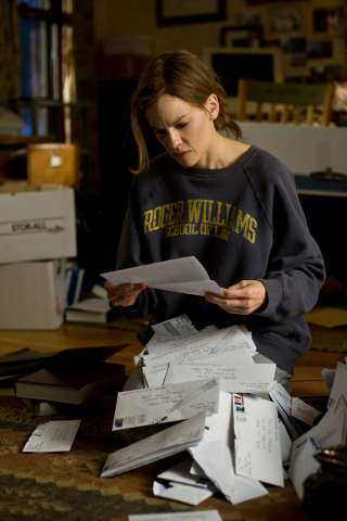 Hilary Swank dans le film 'Conviction'