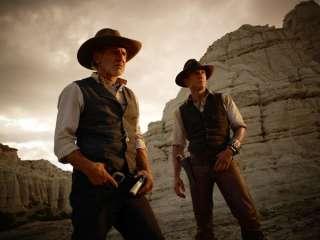 Harisson Ford, Cowboys et Envahisseurs